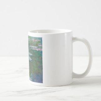 Claude Monet // Water Lilies Coffee Mugs