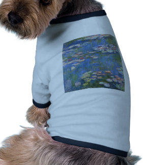 Claude Monet // Water Lilies Dog Clothing