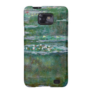 Claude Monet // Water Lilies Galaxy S2 Cover