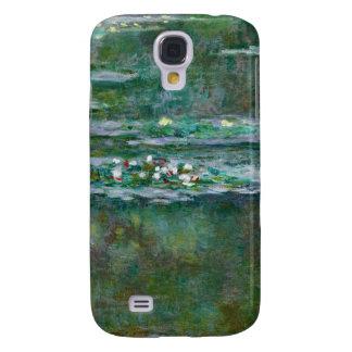 Claude Monet // Water Lilies Galaxy S4 Case