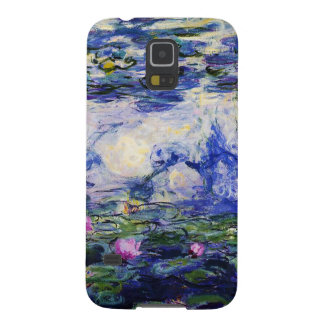 Claude Monet-Water-Lilies Galaxy S5 Covers