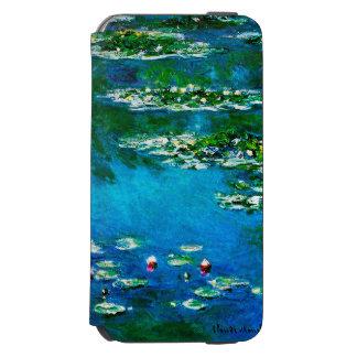 Claude Monet-Water-Lilies Incipio Watson™ iPhone 6 Wallet Case