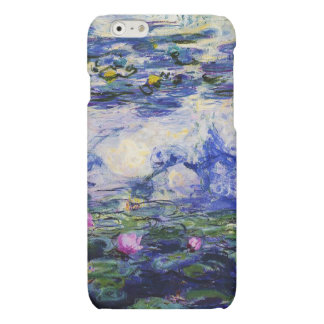 Claude Monet-Water-Lilies iPhone 6 Plus Case