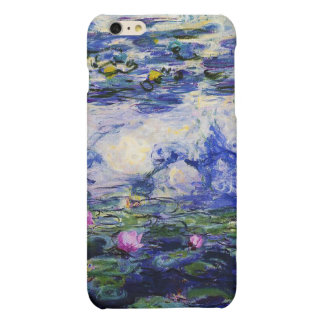 Claude Monet-Water-Lilies iPhone 6 Plus Case