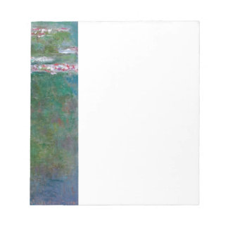 Claude Monet // Water Lilies Memo Notepad