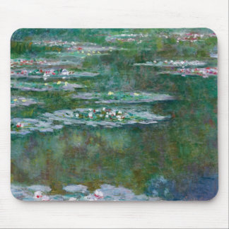 Claude Monet // Water Lilies Mousepad