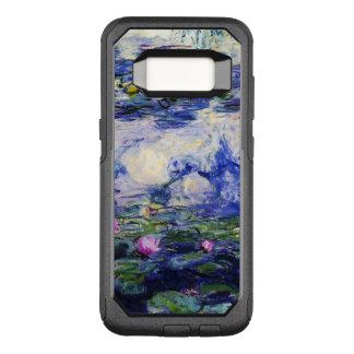 Claude Monet-Water-Lilies OtterBox Commuter Samsung Galaxy S8 Case