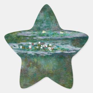 Claude Monet // Water Lilies Stickers