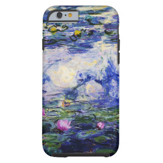 Claude Monet-Water-Lilies Tough iPhone 6 Case