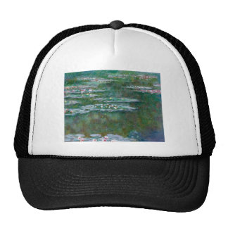 Claude Monet // Water Lilies Trucker Hats