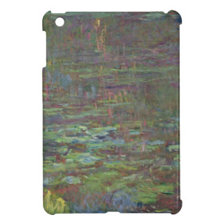 Claude Monet | Waterlilies at Sunset Cover For The iPad Mini