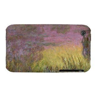 Claude Monet | Waterlilies at Sunset iPhone 3 Cover
