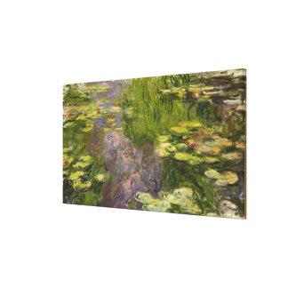 Claude Monet | Waterlilies Canvas Print