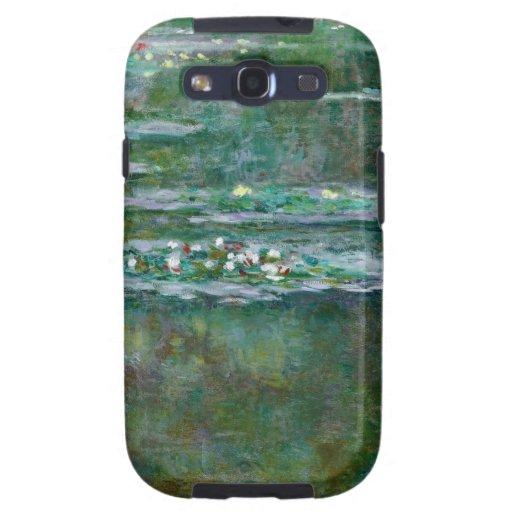 Claude Monet // Waterlilies Samsung Galaxy S3 Cover