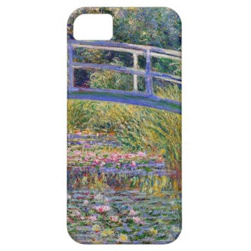 """Claude Monet """"Waterlilies"""" iPhone 5 Cases"""