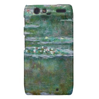 Claude Monet // Waterlilies Droid RAZR Case
