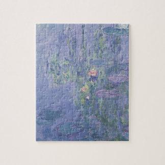 Claude Monet | Waterlilies Jigsaw Puzzle
