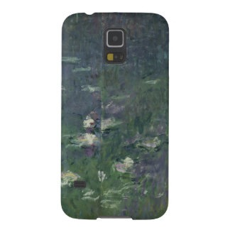 Claude Monet | Waterlilies: Morning, 1914-18 Galaxy S5 Cases