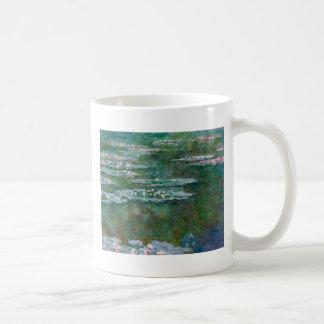 Claude Monet // Waterlilies Mugs