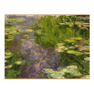 Claude Monet | Waterlilies Postcard