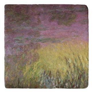 Claude Monet | Waterlilies Sunset, 1915-26 Trivets