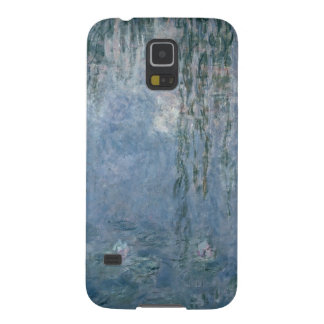 Claude Monet | Waterlilies: Weeping Willows, 1914 Galaxy S5 Covers