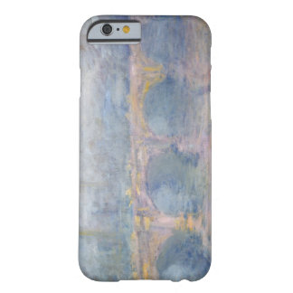Claude Monet | Waterloo Bridge, London, at Sunset Barely There iPhone 6 Case