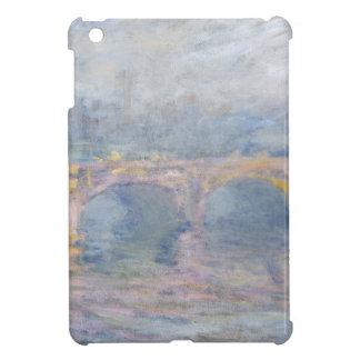 Claude Monet | Waterloo Bridge, London, at Sunset Cover For The iPad Mini