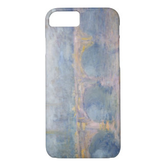 Claude Monet | Waterloo Bridge, London, at Sunset iPhone 8/7 Case