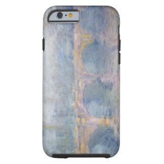Claude Monet | Waterloo Bridge, London, at Sunset Tough iPhone 6 Case