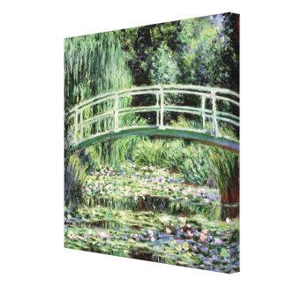 Claude Monet | White Waterlilies, 1899 Canvas Print