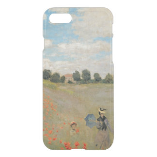 Claude Monet | Wild Poppies, near Argenteuil iPhone 8/7 Case