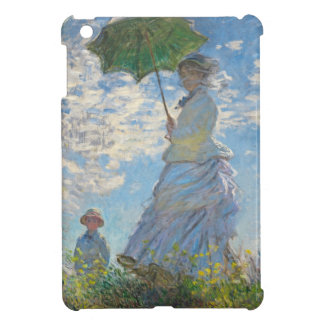 Claude Monet | Woman with a Parasol Cover For The iPad Mini