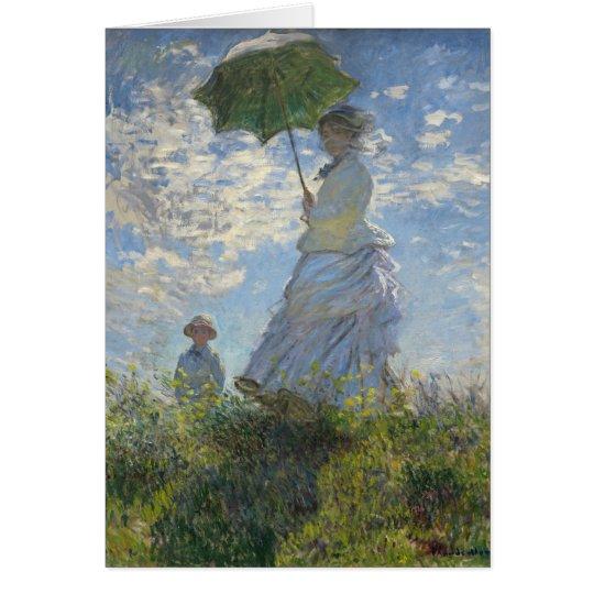 Claude Monet Woman With A Parasol Fine Art