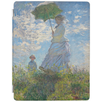 Claude Monet | Woman with a Parasol iPad Cover
