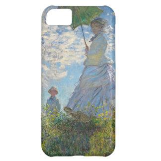 Claude Monet | Woman with a Parasol iPhone 5C Case
