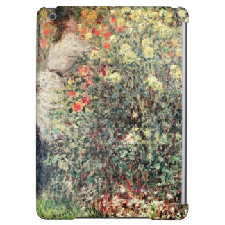 Claude Monet   Women in the Flowers, 1875