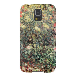 Claude Monet | Women in the Flowers, 1875 Galaxy S5 Covers