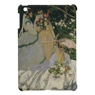 Claude Monet   Women in the Garden iPad Mini Cover