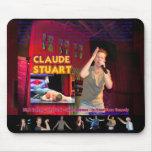 Claude Stuart mousepad