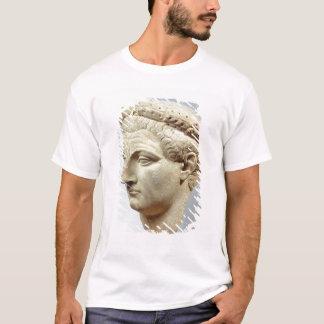 Claudius, marble head, 41-54 AD T-Shirt