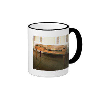 Clavichord, once owned by Franz Joseph Haydn Ringer Mug