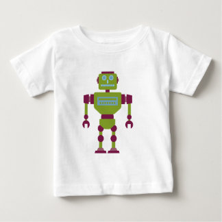 Claw Handed Robot Baby T-Shirt