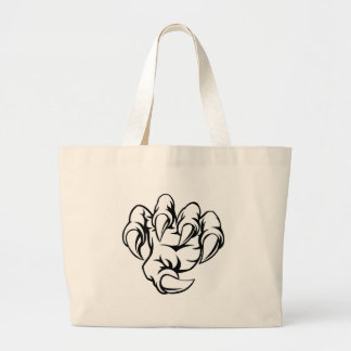 Claw Large Tote Bag