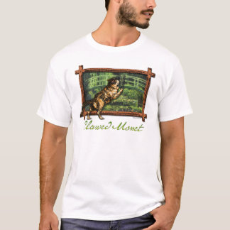 Clawed Monet t-shirt