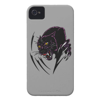 Clawing Panther iPhone 4 Cases
