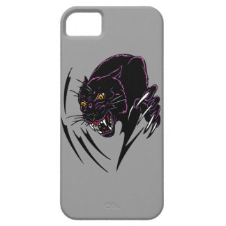 Clawing Panther iPhone 5 Case