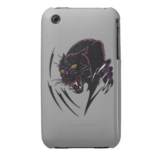 Clawing Panther Case-Mate iPhone 3 Cases