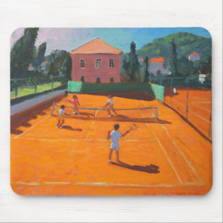 Clay Court Tennis Lapad Croatia 2012 Mouse Mat