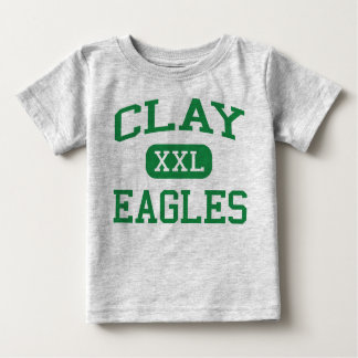 Clay - Eagles - Clay High School - Oregon Ohio T Shirts
